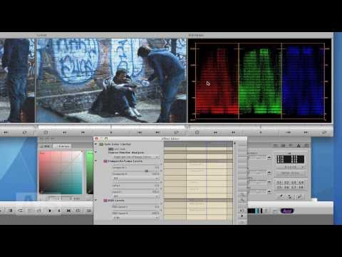 Avid Screencast #33: Safe Color Limiter