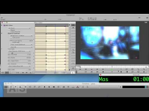 Avid Screencast #29: Glow Transition