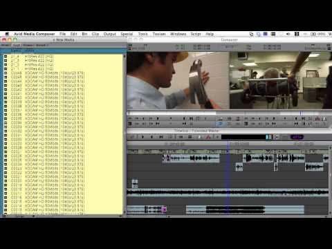 Avid Media Access v2 – Avid® Media Composer® tutorials