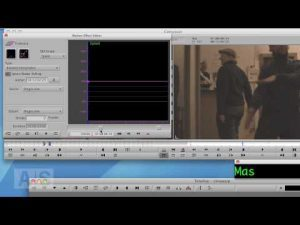 Avid Screencast #20: Tackling the Timewarp I