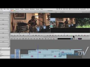 Moving Filmstrip for Avid Media Composer