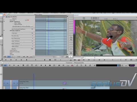 Pleasantville Effect For Avid Media Composer