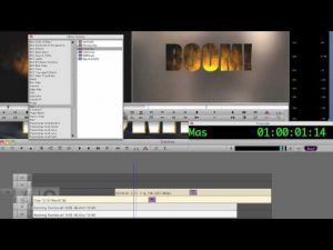 Avid Screencast #14: Spice Up Text with Video