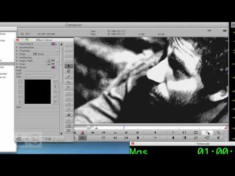 Avid Screencast #07: Kill Bill Effect