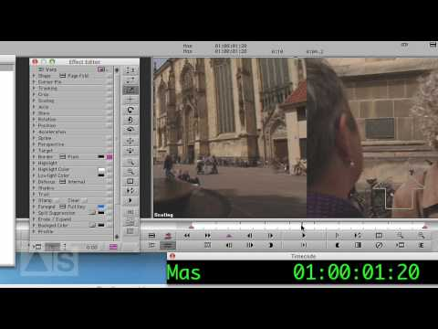 Avid Screencast #03: Swish-Pan, cheap and real-time!