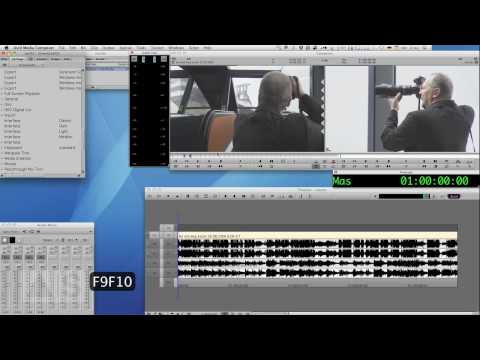Avid Screencast #02: Toggling Timeline Views With Your Keyboard