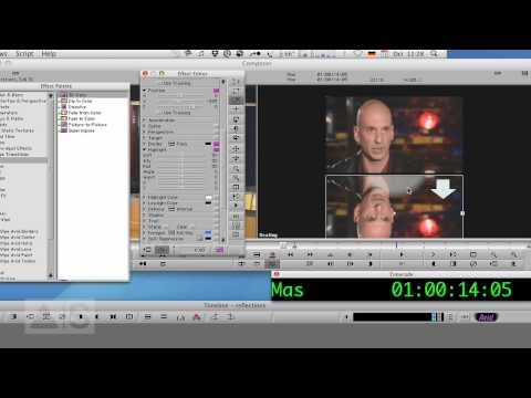 Avid Screencast #01: Real-Time Reflections