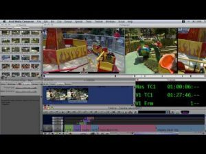 Mix and Match in Media Composer 4 – Media Composer Cutting Edge