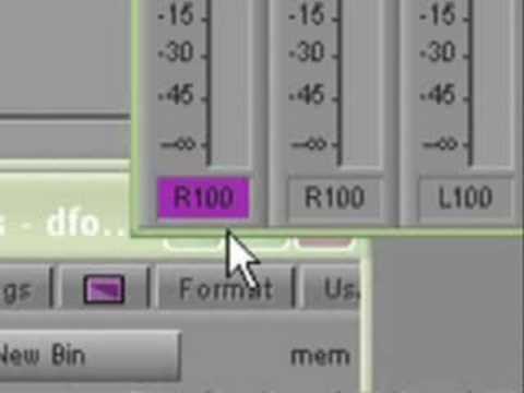 Episode Four: Audio Mixer Tips