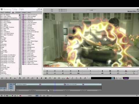 Conform BCC AVX Effects for Finishing in Avid DS