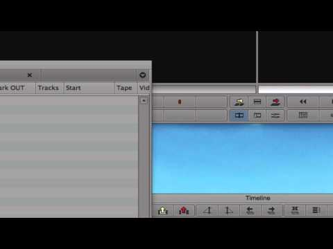 Learn Media Composer Lesson 2: The Interface & Intro to Bins