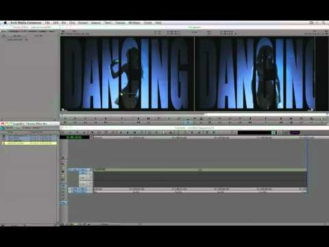 AVID Media Composer Quick Tip – Creating the Rocky effect
