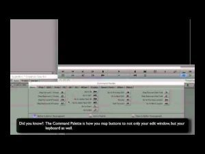 Avid Media Composer Quick Tip 3 – Assigning Menu Commands