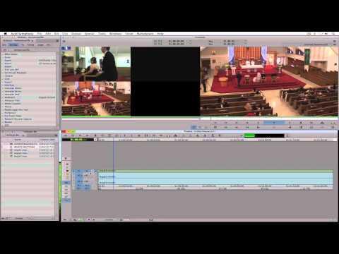Multicam Editing in Avid Media Composer