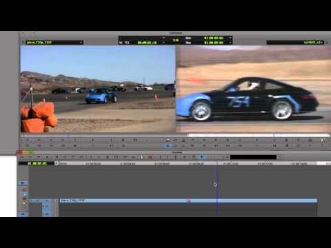 Twixtor Basics in Avid Media Composer