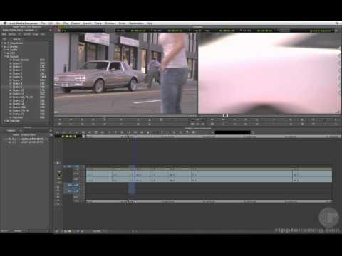 3-Point Editing in Avid Media Composer 6