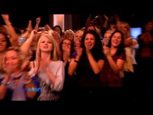 The Ellen DeGeneres Show: Television on the cutting edge