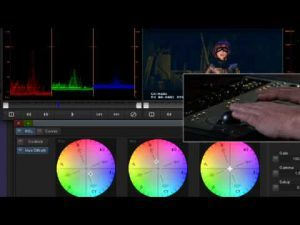 Media Composer® 6 – Accelerated Color Grading with Artist Color