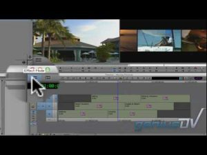 Advanced Moving Filmstrip in Avid Media Composer