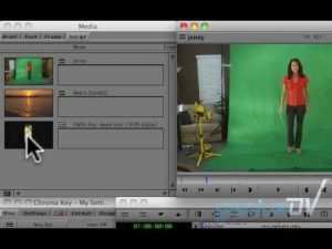 Green Screen effect in Avid Media Composer