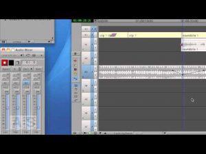 Avid Screencast #45: Audio Basics V – Audio Keyframes