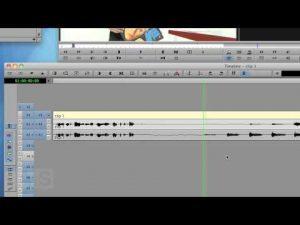 Avid Screencast #43: Audio Basics III – Very Basic Editing