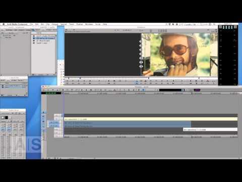 Avid Screencast #42: Audio Basics II – Stereo Tracks