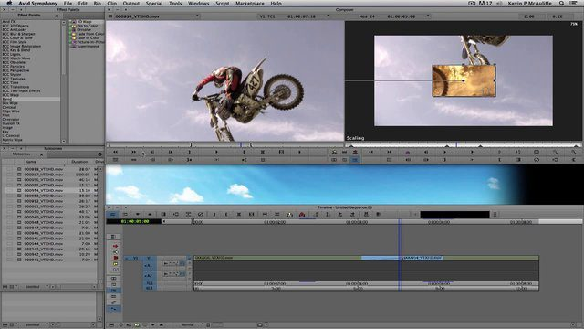 Learn Media Composer Lesson 32: Building Custom Transitions
