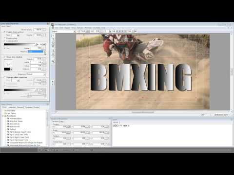 Learn Media Composer Lesson 40: The Marquee Title Tool 2