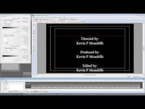 Learn Media Composer Lesson 47: Advanced Marquee Techniques