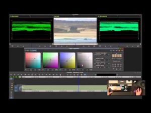 Media Composer v6 Color Correction: Levels