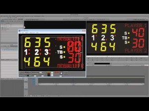 Learn Media Composer Lesson 71: Creating a Sports Scorecard