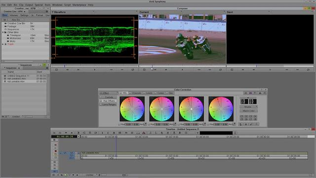 Learn Media Composer Lesson 62: Basic Color Correction TWO
