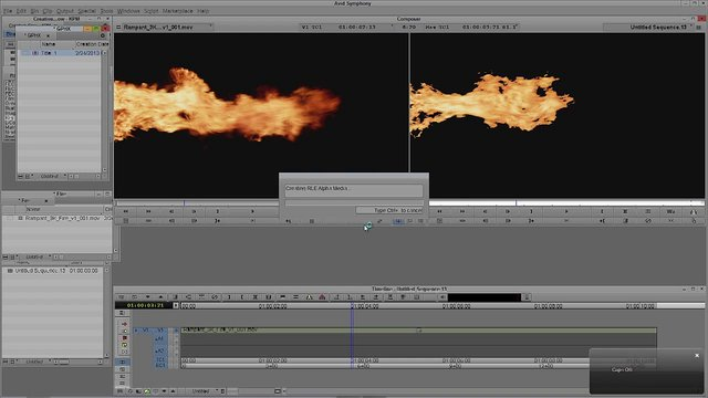 Learn Media Composer Lesson 66: Advanced Compositing ONE