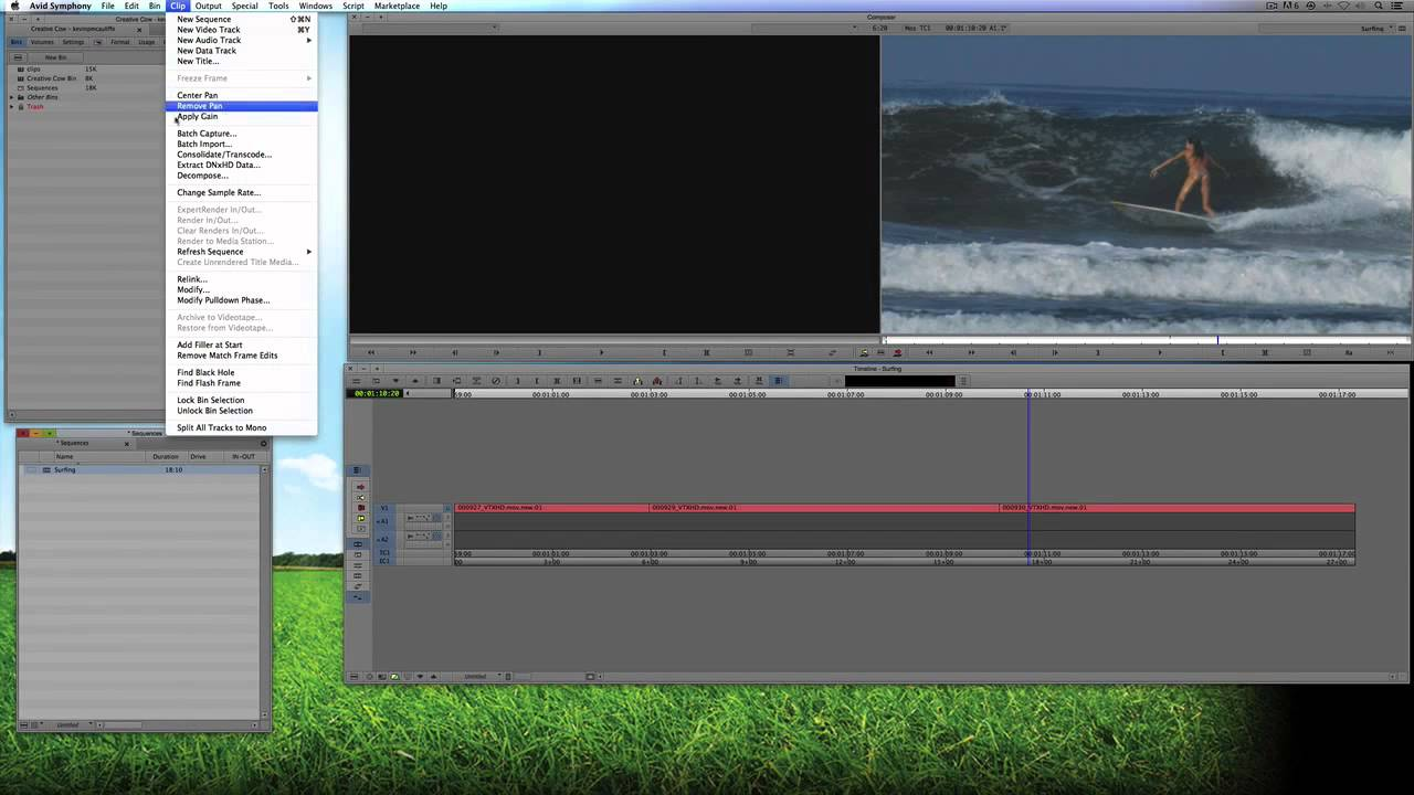 Learn Media Composer Lesson 82: Consolidate/Transcode