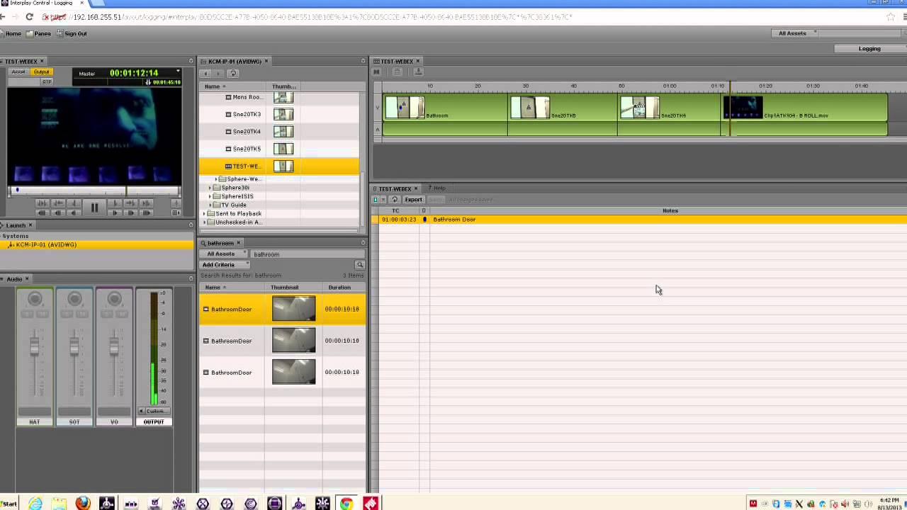 Key Code Media presents: Avid Interplay Sphere for Education Webinar
