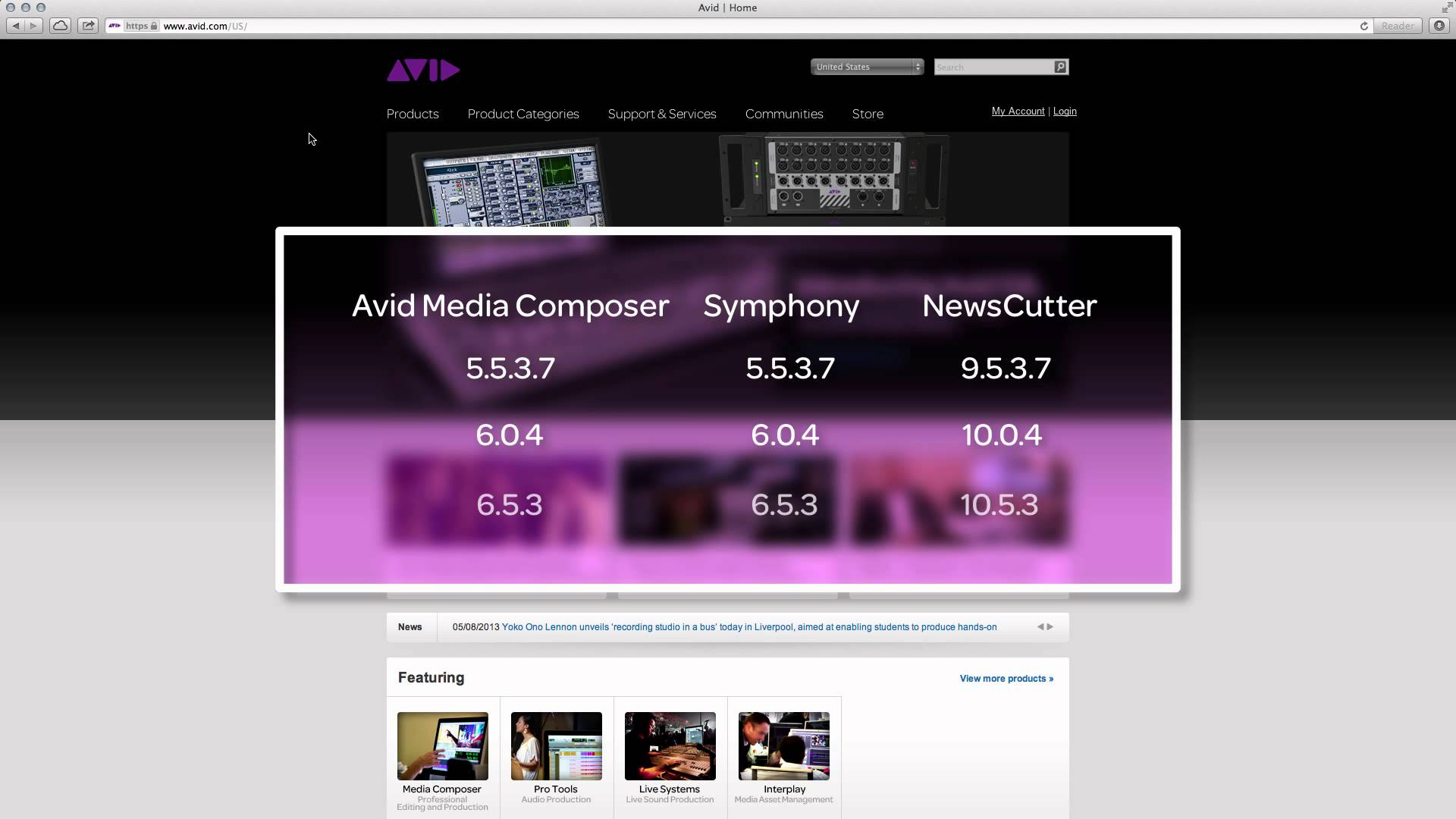 Media Composer® 7 ‒ Opening Bins in Previous Versions ‒ Avid®