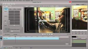 NewBlue Titler Pro for Media Composer Basics 1 of 3