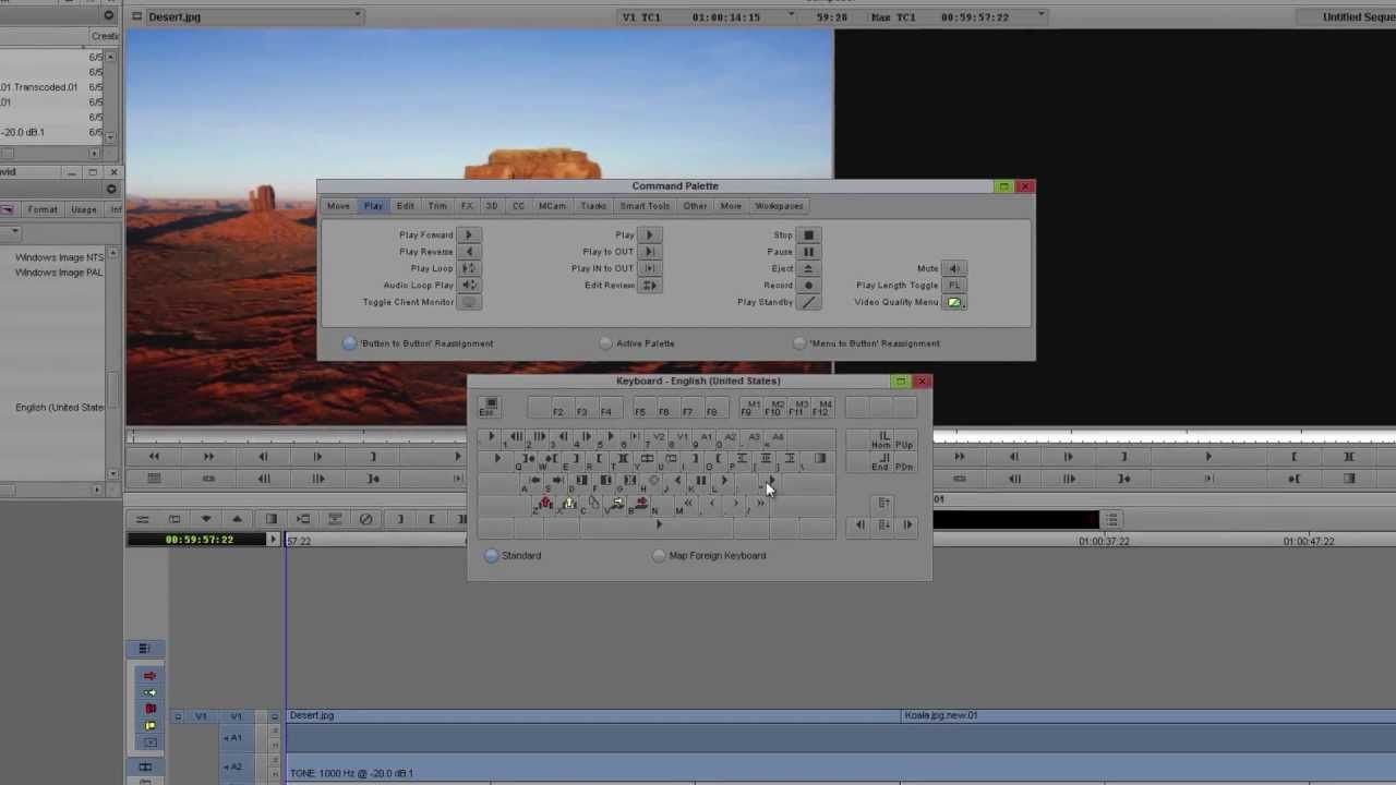Survival Guide ‒ Media Composer® Customizing Keyboard Shortcuts ‒ Avid®