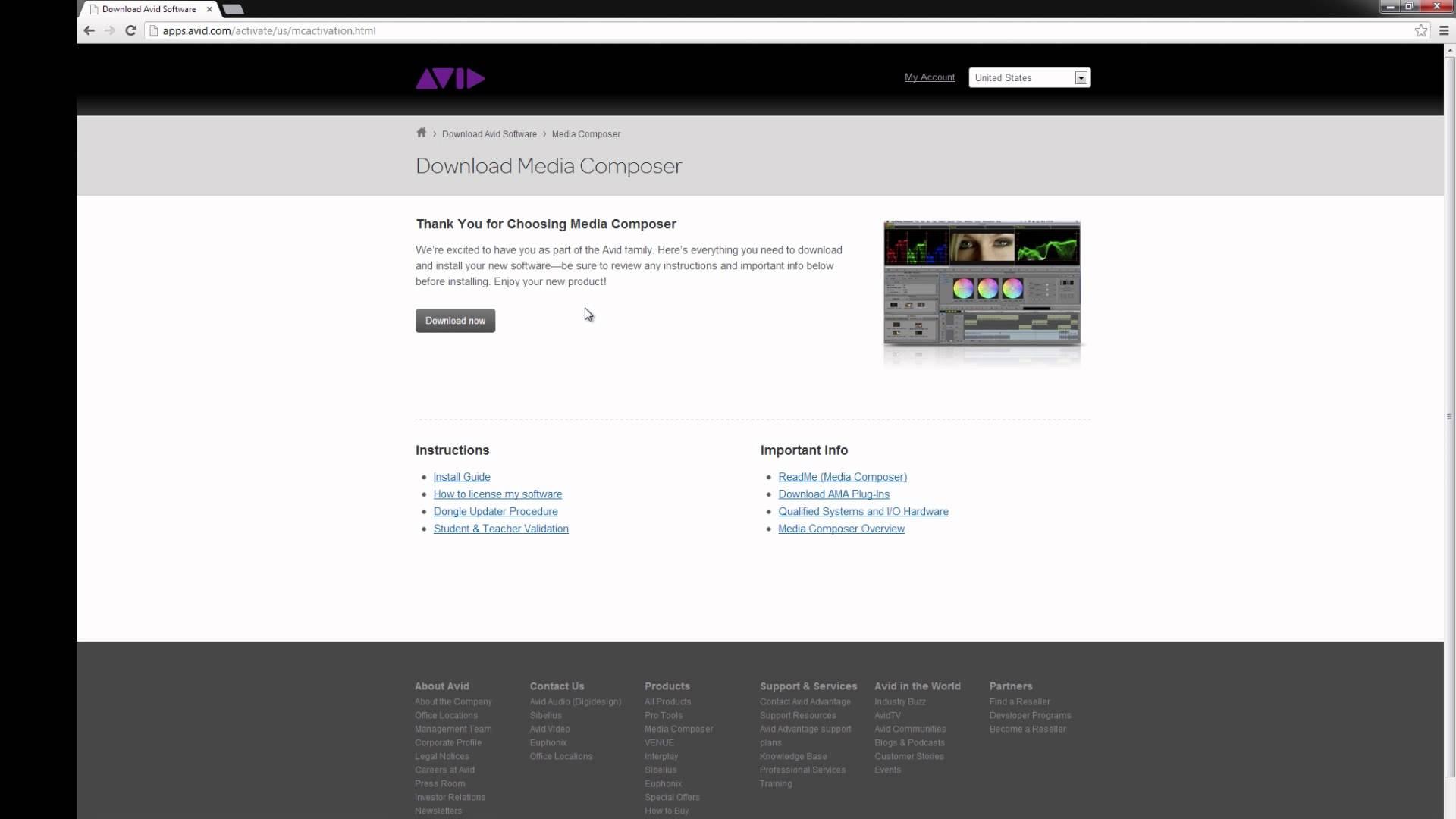 Survival Guide ‒ Media Composer® Student Upgrade ‒ Avid®