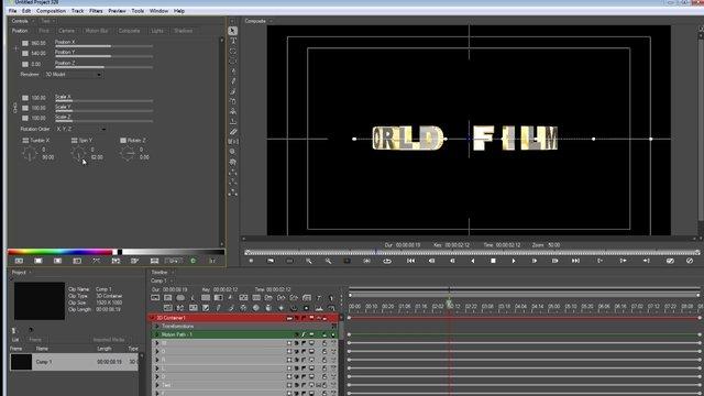 Boris TV, Episode 177: Recreating the Universal Studios Logos, Part I