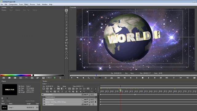 BorisTV, Episode 177: Recreating the Universal Studios Logo, Part II