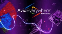 Avid Everywhere for Broadcast.
