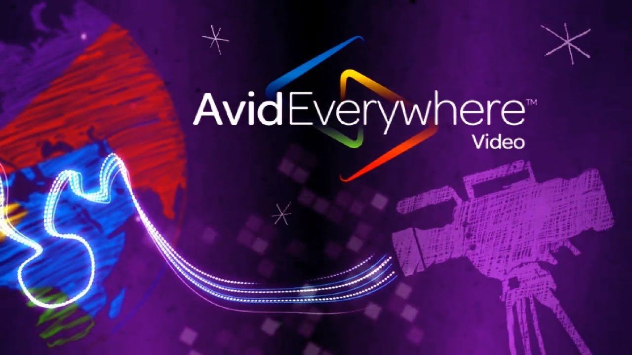 Avid Everywhere for Video