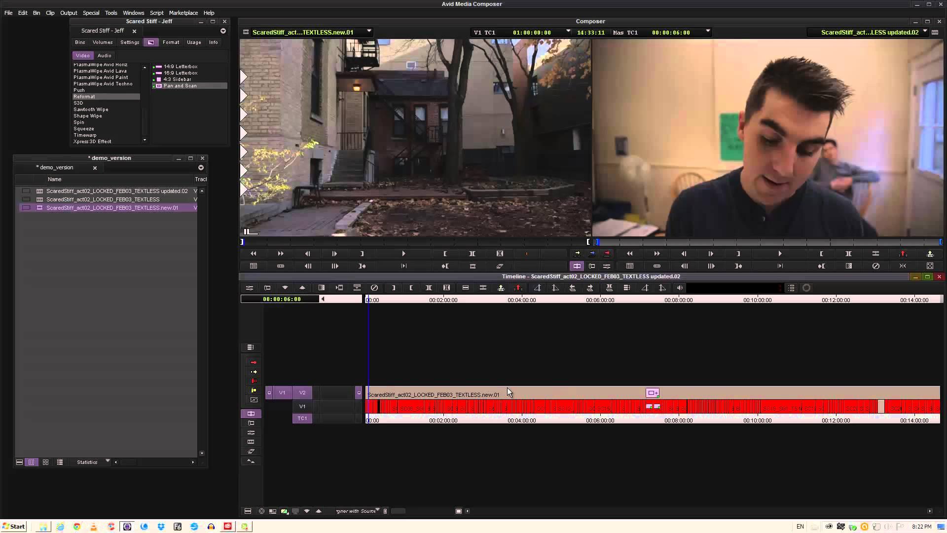 Media Composer AutoNotch Tip for Color Grading Preparation