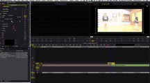 Creating Custom Avid Transitions with the Paint Effect