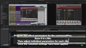 Media Composer 8 – Save time editing by saving Effect Settings