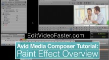 EVF Tutorial – Zoom In and Out of Record Monitor in Avid Media Composer
