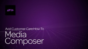 What's New in Media Composer | Software (8.3)