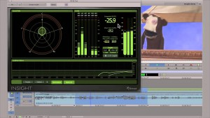 Loudness Metering in Media Composer | iZotope Insight